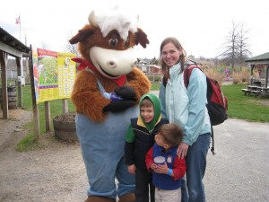 Our visit to Davis Farms