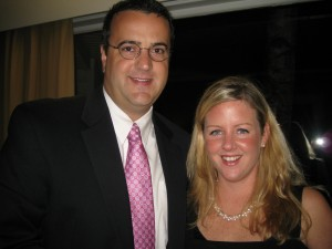 Kim and Nick Naoti at our gala